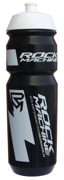 Cyklistika - láhev Rock Machine Performance 0,85l černá