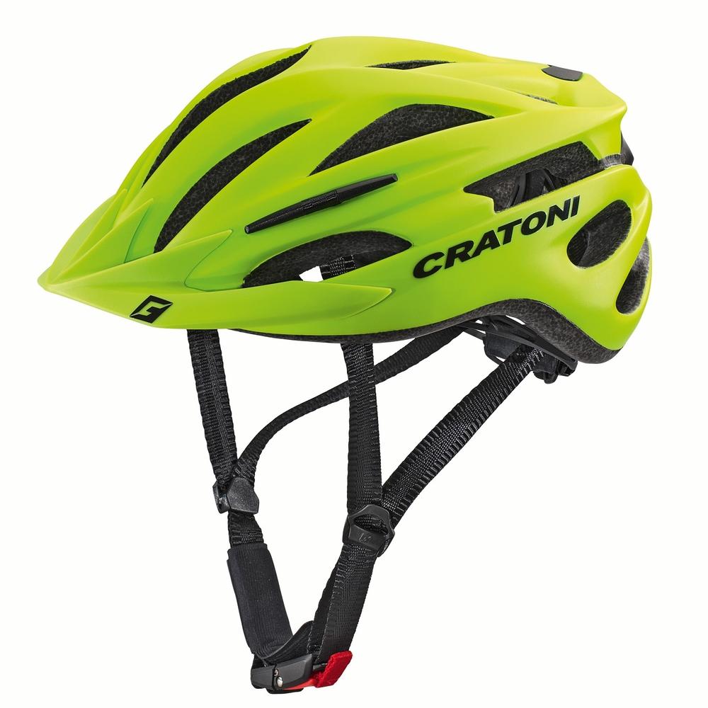 Cyklistika - CRATONI Pacer+ (2019) lime matt