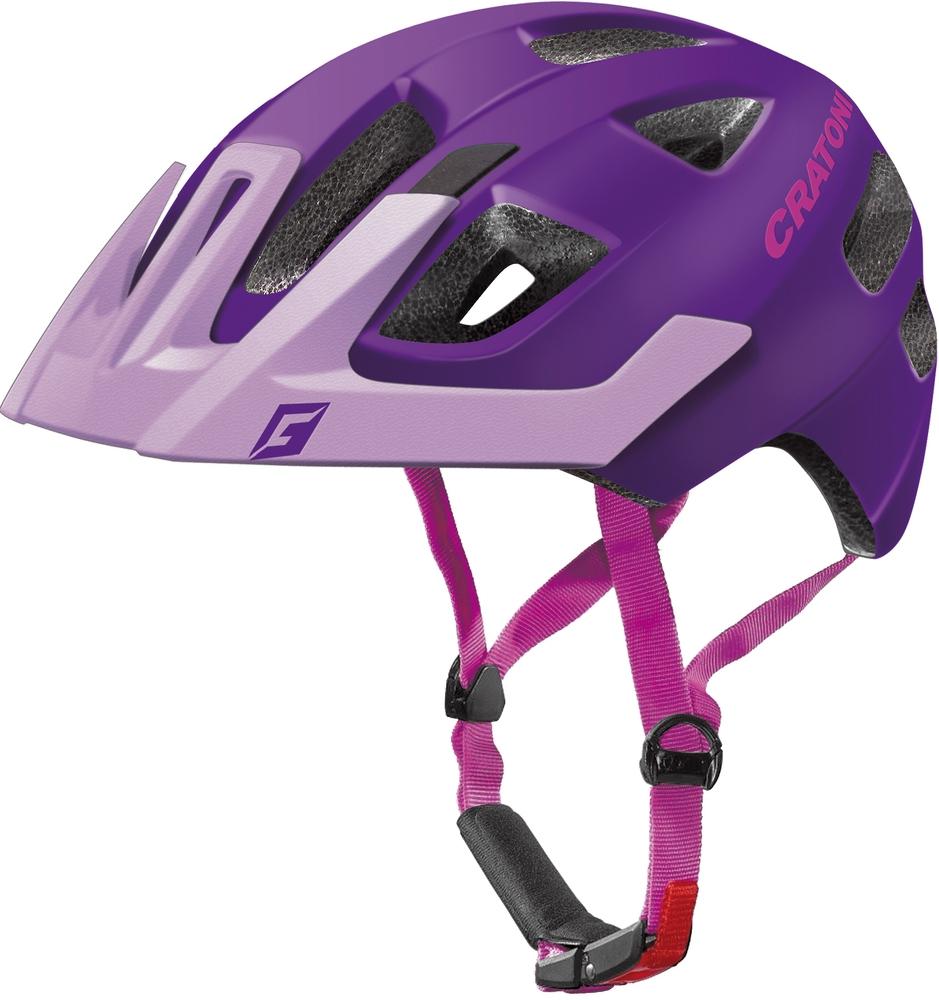 Cyklistika - CRATONI Maxster Pro (2019) purple/pink matt