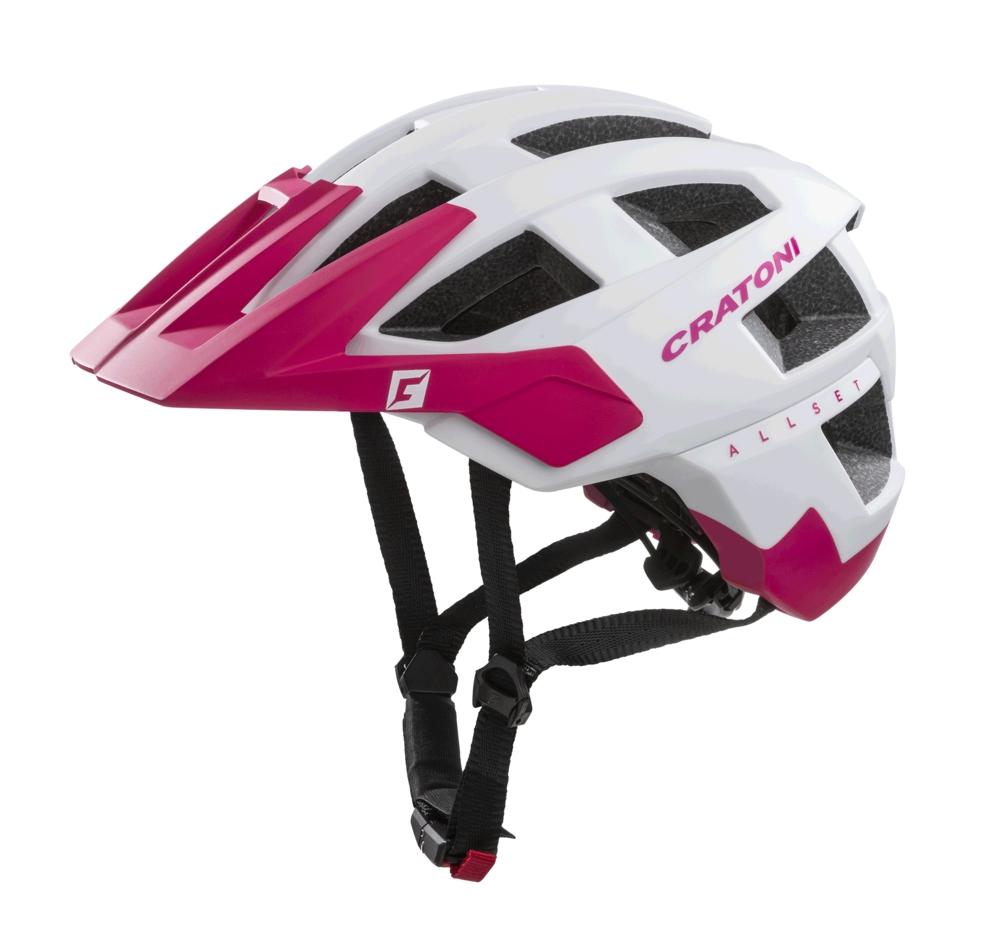 Cyklistika - CRATONI AllSet (2019) white/pink matt