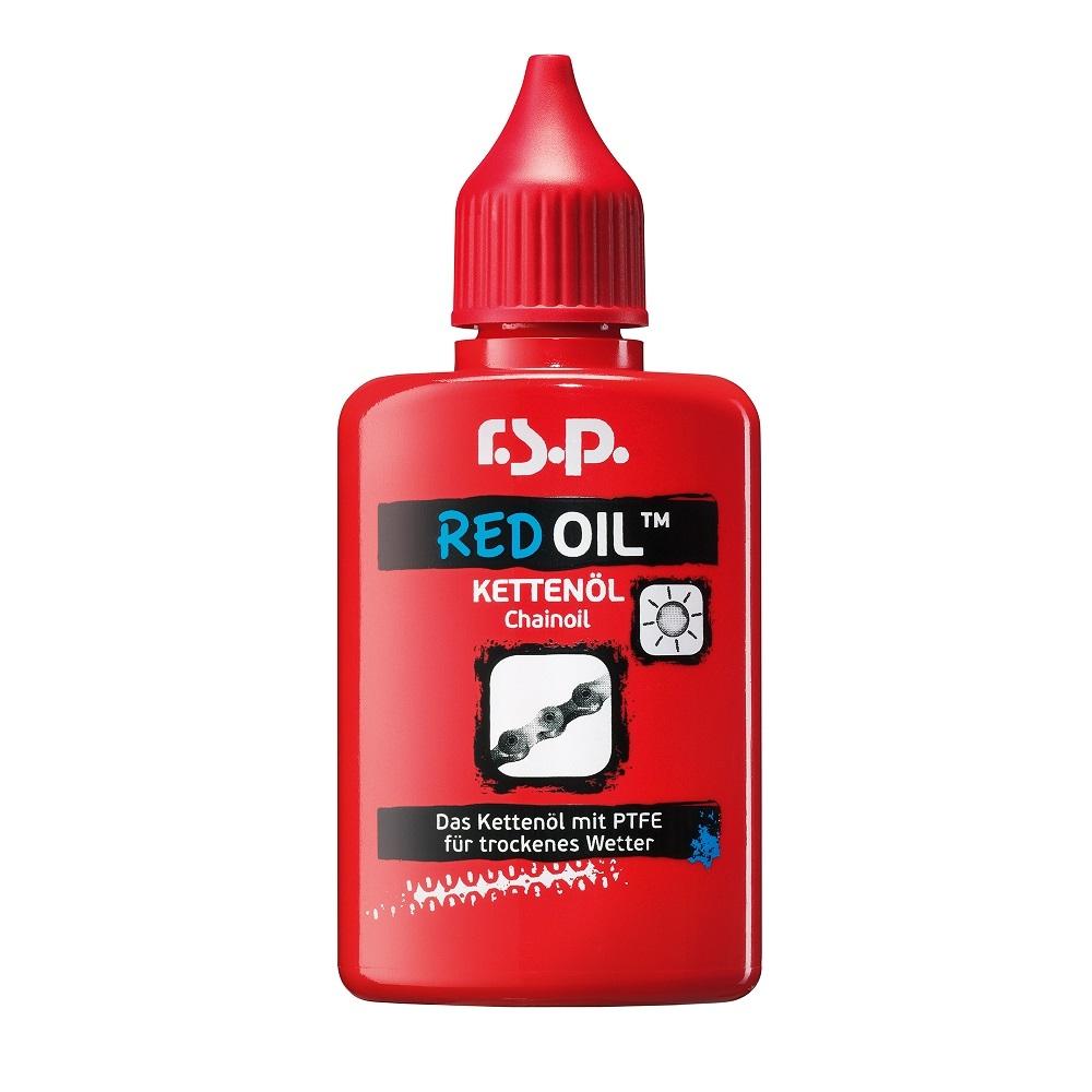 Cyklistika - olej R.S.P. RED OIL 50ml