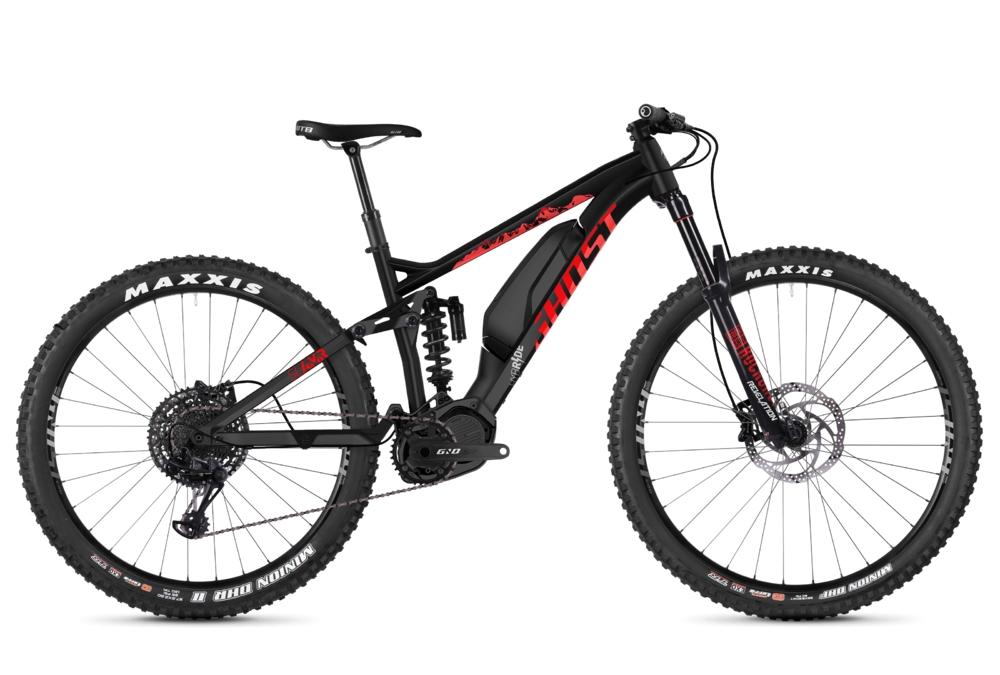 Cyklistika - GHOST Hybride SL AMR S2.7+ AL (2019)