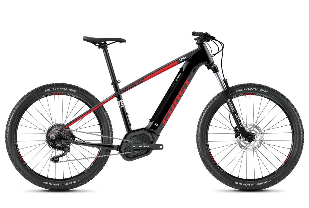 Cyklistika - GHOST Hybride Teru PT B3.7+ (2020)