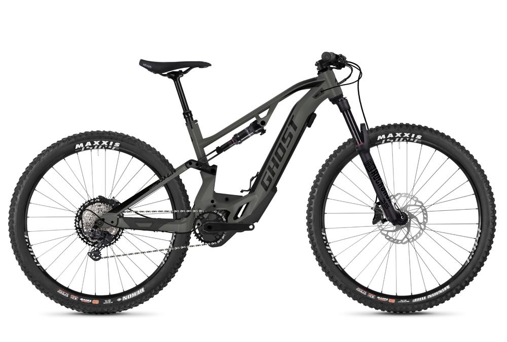 Cyklistika - GHOST Hybride ASX 4.7+ (2020)