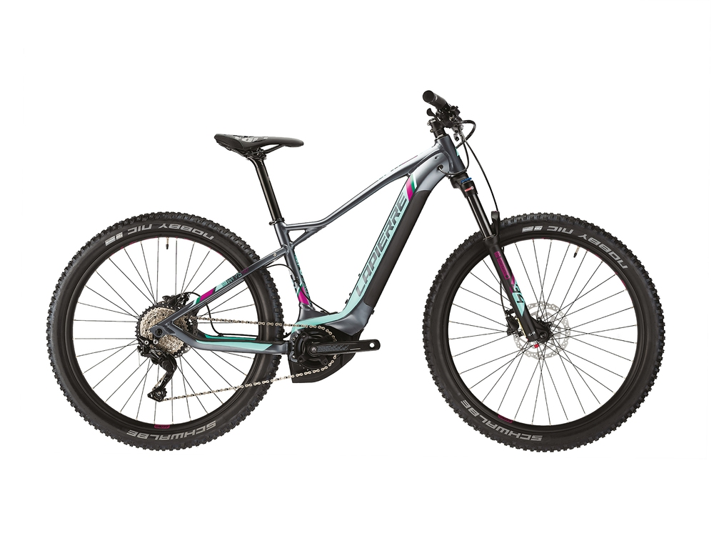 Cyklistika - LAPIERRE Overvolt HT 7.5 W (2020)