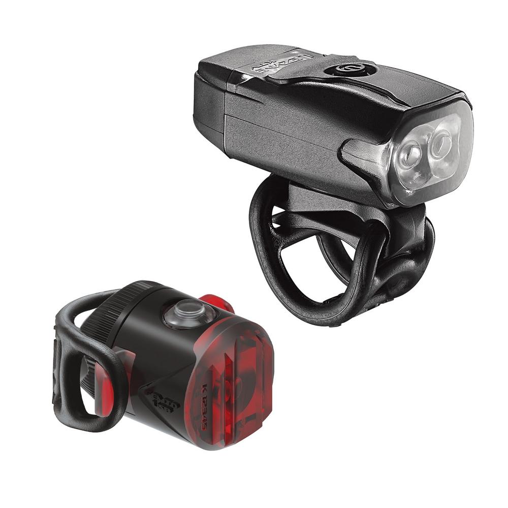 Cyklistika - sada světel LEZYNE KTV Drive / Femto USB