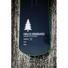 snowboard ENDLESS Carbon Wide