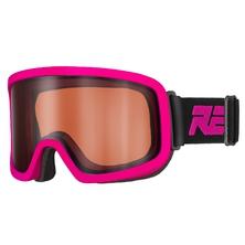 lyžařské brýle RELAX Plane růžové