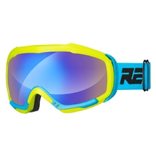 lyžařské brýle RELAX Bondy modrá/žlutá HTG32M