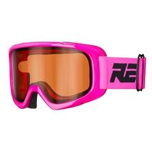 lyžařské brýle RELAX Bunny růžové