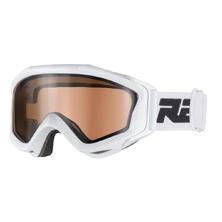 lyžařské brýle RELAX Swift bílé