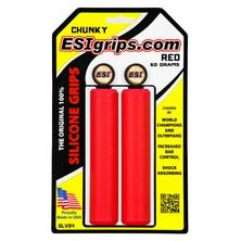 ESI Grips Chunky červené