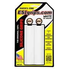ESI Grips Racer's Edge bílé