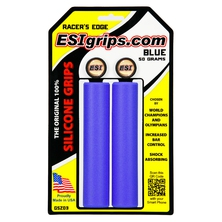 ESI Grips Racer's Edge modré