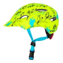 přilba R2 Ducky (2018), neon žlutá/modrá/černá lesklá