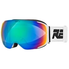 lyžařské brýle RELAX Stream bílé HTG44A