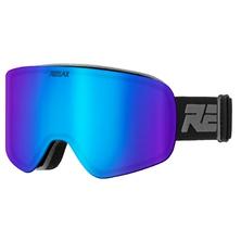 lyžařské brýle RELAX Feelin černé HTG49B