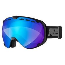 lyžařské brýle RELAX Dragonfly černé HTG56B