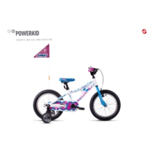 GHOST Powerkid 16 (2020), BÍLÁ
