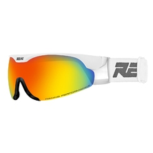 lyžařské brýle RELAX Cross bílé HTG34N
