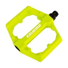 pedály EXUSTAR PB70, žlutá