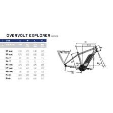 LAPIERRE Overvolt Explorer 6.4 (2021)