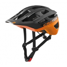 CRATONI AllRace (2021) black-neon orange matt
