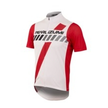 dres Pearl iZUMi Select LTD Jersey Flashback True Red