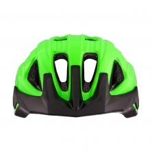 přilba HQBC Peqas reflexní zelená lesklá