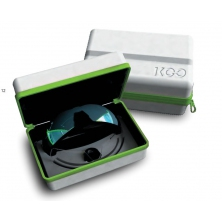 brýle KOO Open Cube black-white vel. M