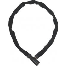 zámek LONGUS Chain 750x4mm řetězový, černý
