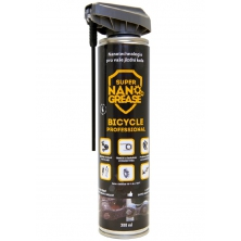 mazivo NANOPROTECH bicycle 300ml sprej