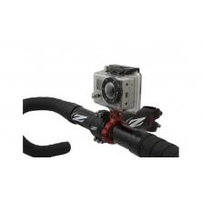 držák kamery K-EDGE Go Big PRO, silver, na řidítka