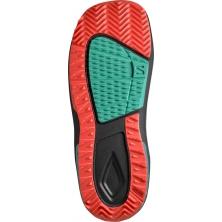 snowboard boty SALOMON IVY black/teal blue/red 16/17