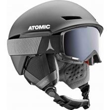 lyžařská helma ATOMIC Revent black 19/20