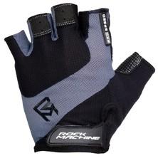 rukavice ROCK MACHINE ProSpeed šedo/černé